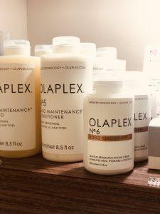 OLAPLEX home care series